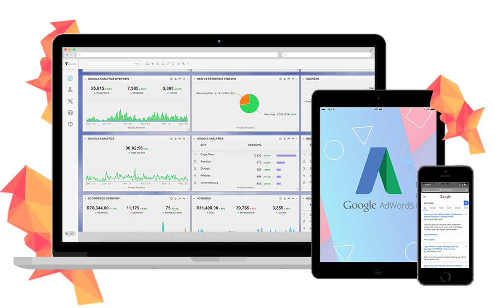 Google-Adwords-Management-Packages