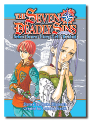 The Seven Deadly Sins: Seven Scars They Left Behind