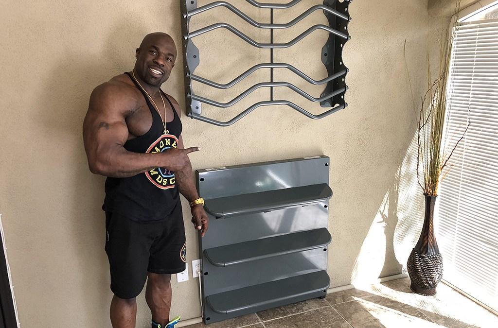 Kali Muscle – Vertical Challenge