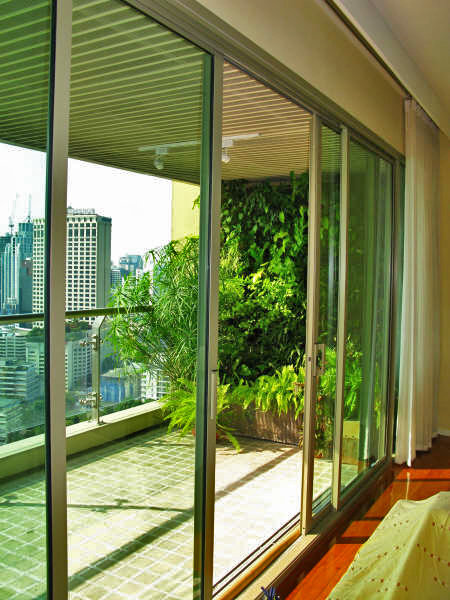 Bangkok Apartment From Inside
