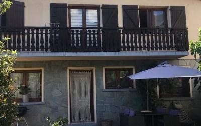 Location meublée – Charmante petite Maison au centre ville de Bourg St Maurice – Mandat 2