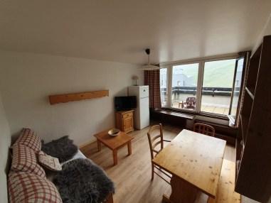 Vente Appartement deux pièces au plein coeur de Tignes Val Claret – Ref 2019.11D