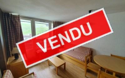 Studio au plein coeur de Tignes Val Claret – Mandat 11.A