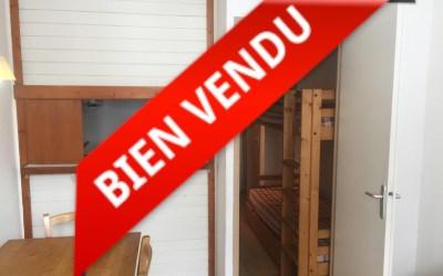 Vente Studio avec coin montagne au Centre de Tignes Val Claret – Ref 2019.21