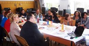 Profesorii din cele patru ţări au definitivat programul întâlnirilor