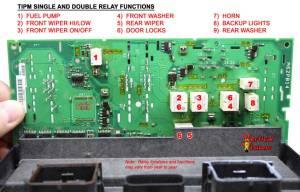 TIPM Relays  Printed Circuit Board (PCB) Mount  Vertical