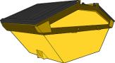 construction companies use skip bin