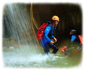 ANNECY, STAGE CANYONING (2 JOURS) @ Autour du lac d'Annecy