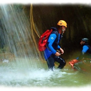Week-ends canyoning