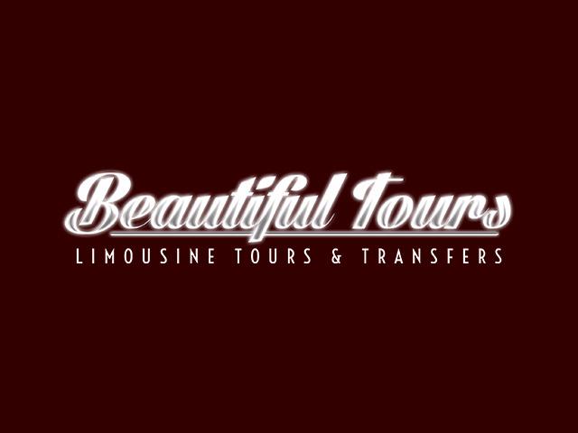 logo Beautiful Tours noleggio con conducente - realizzazione vertigo graphics