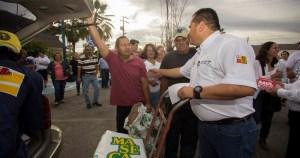 Saúl Gonzalez Nuñez visto mercados de la ciudad