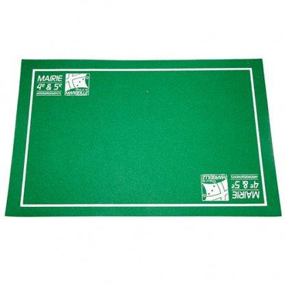 tapis de belote tapis carte