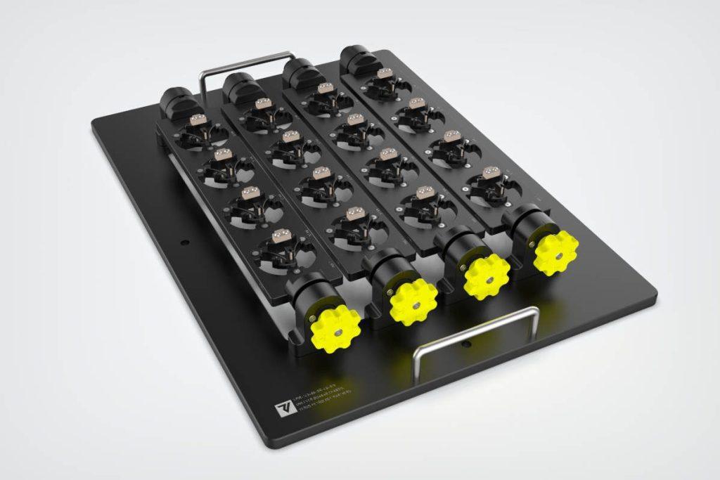 Manufacturing of Manual Rotator Metrology Fixtures by Verus Metrology