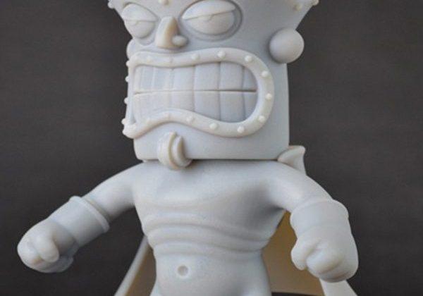 3D printed Tki-Guy_3D_Printed_Digital_Character_