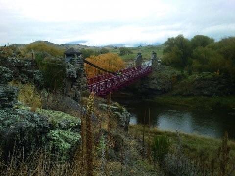 The Otago Rail Trail One for the Bucket List