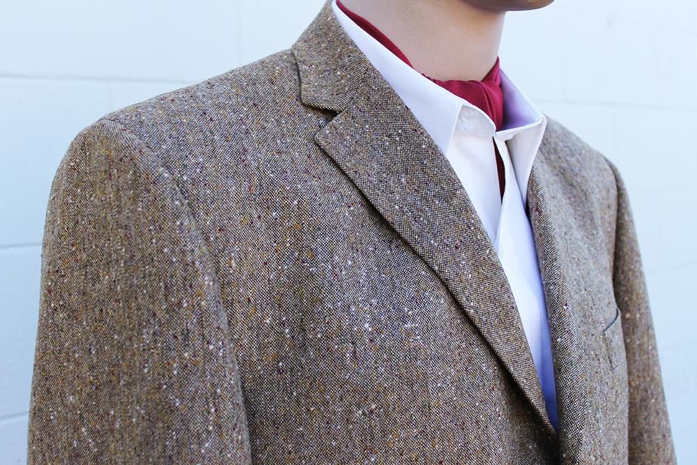 Strangely Normal, Donegal Tweed
