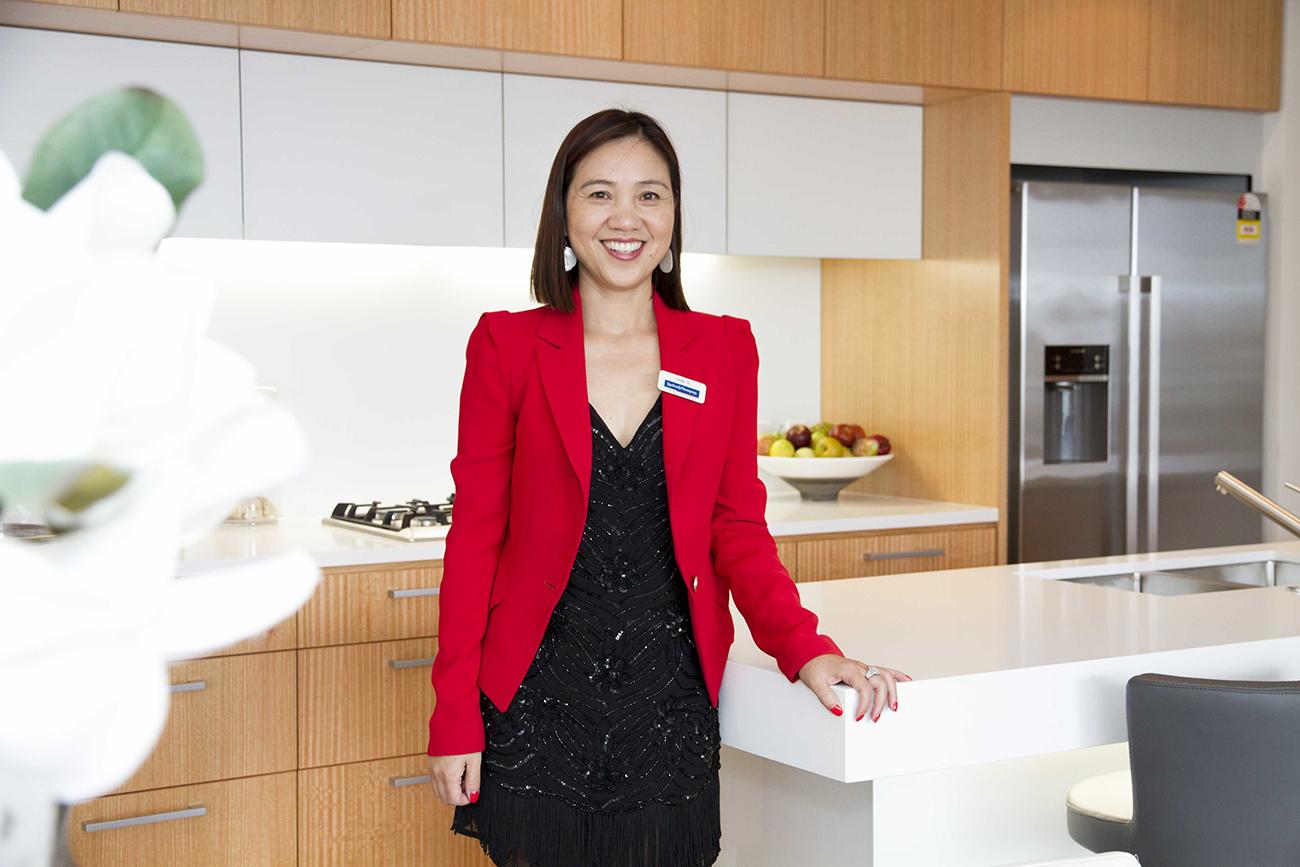 Cindy Yu Of Barfoot & Thompson