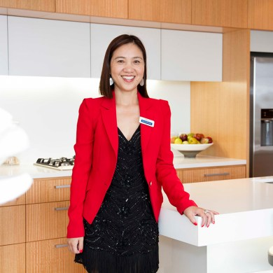 Cindy Yu Of Barfoot & Thompson