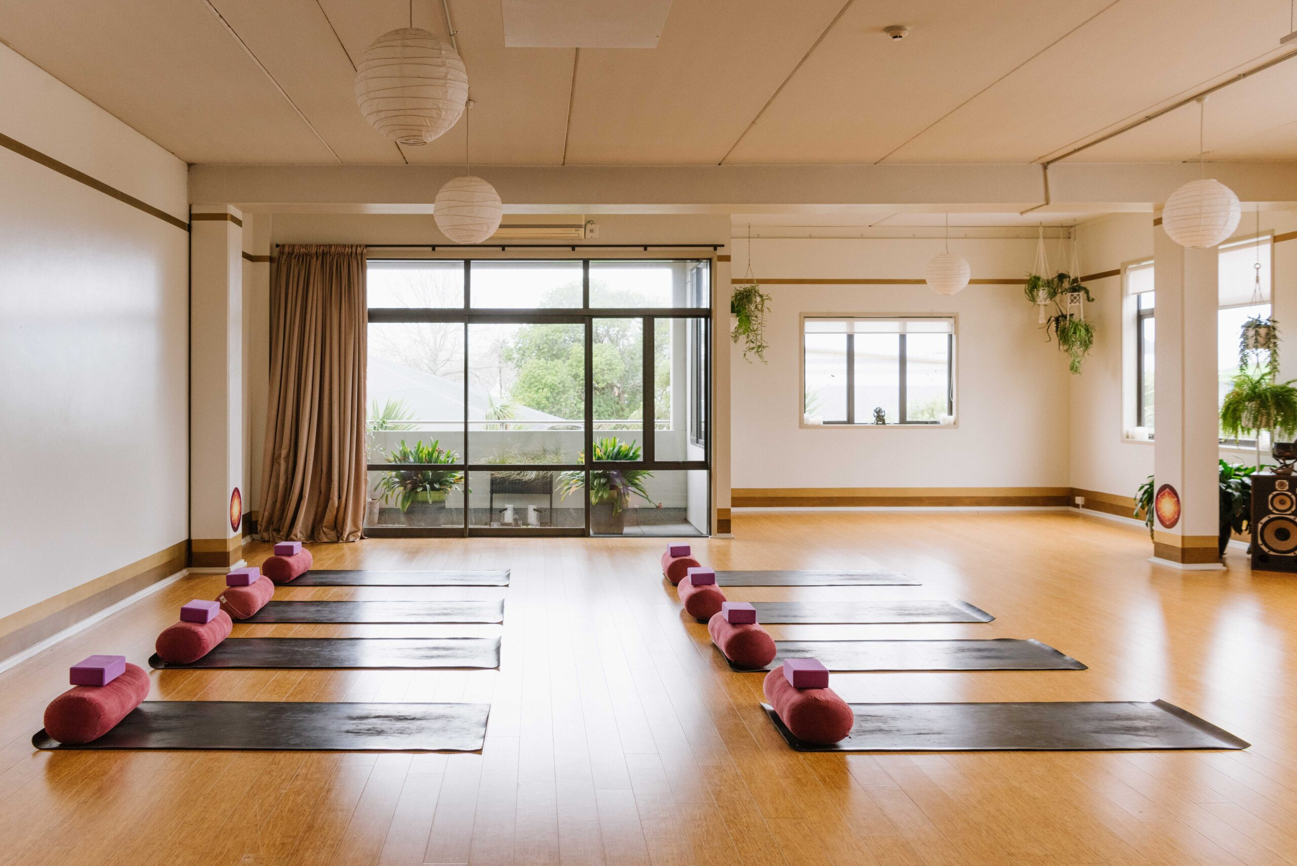 Moving with The Yoga Ground