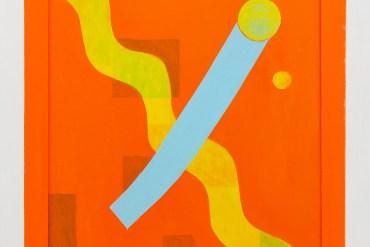 Saskia Leek, The Sun is a Circular Song, 2019. Courtesy the artist and Robert Heald Gallery, Wellington