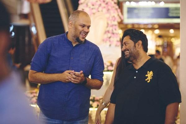 Abhijeet Kini and Mohit Balchandran