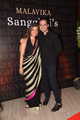 Divya Thakur and Ashiesh Shah