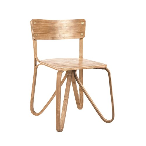 MIANZI: Butterfly Chair, bamboo