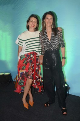 Cecilia Morelli & Julie Leymarie