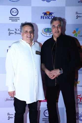 Abu Jani and Sandeep Khosla