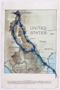 Hyphenated lives (The Rio Grande River)