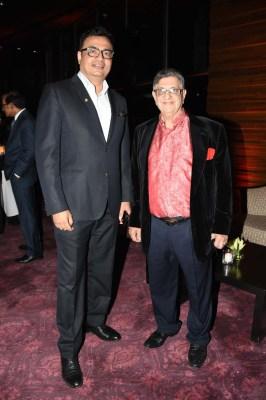 Anuraag Bhatnagar and Cyrus Poonawalla