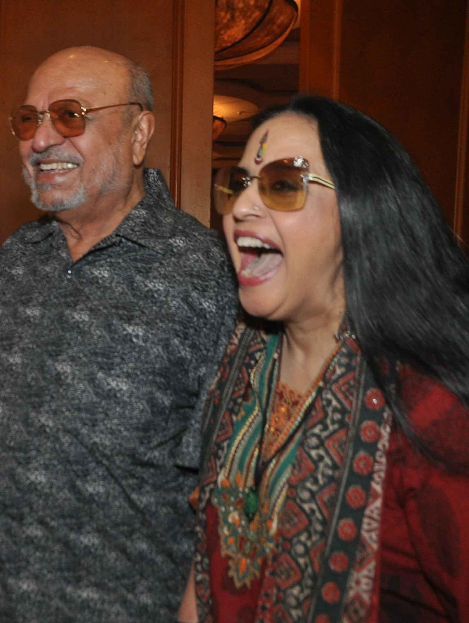 Shyam Benegal, Ila Arun