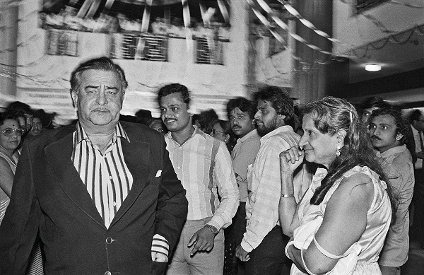 Raj Kapoor, 1986