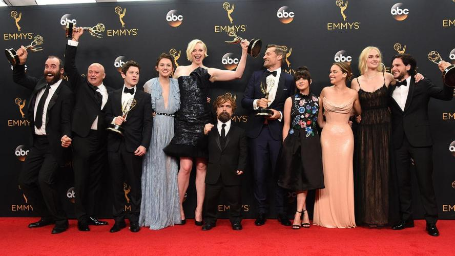 The cast of Game of Thrones