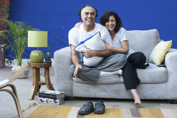 The Siddhus of Upper Juhu with Rajit Kapur and Shernaz Patel directed by Rahul DaChunha; NCPA Mumbai