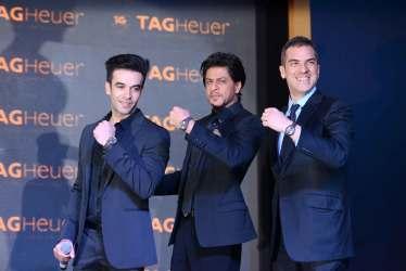 Punit Malhotra, Shah Rukh Khan, Franck Dardenne