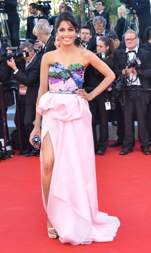 In Michael Angel at the Cannes Film Festival, 2012