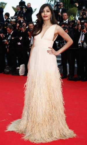In Michael Kors at the Cannes Film Festival, 2014