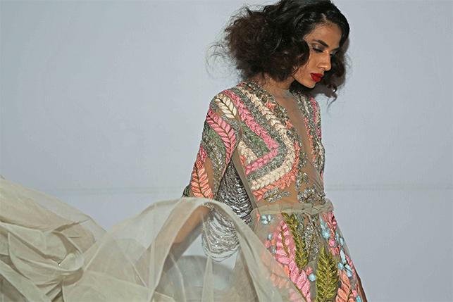 Lakme Fashion Week, Lakme Fashion Week Winter/Festive 2017, Models, Style, Fashion, Backstage,