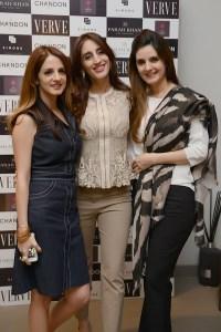 Sussanne Khan, Farah Khan Ali, Simone Arora