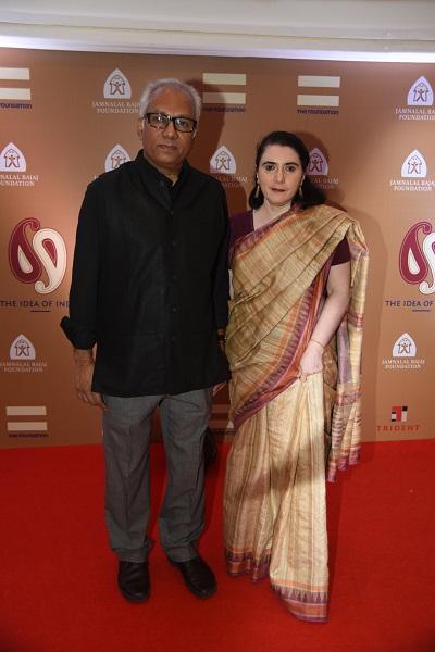 Atul and Anju Dodiya