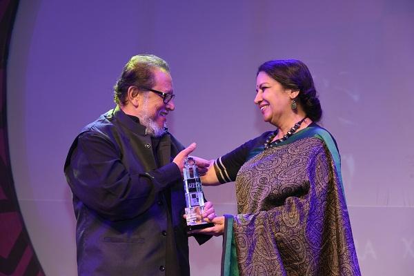 Ratan Thiyam, Shabana Azmi