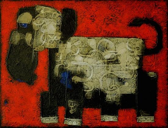 Basuki Dasgupta, Elephant