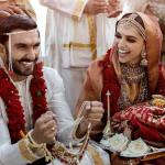 Advaya, bridal sari, Bridal Wear, Deepika Padukone, Deepika Padukone Ranveer Singh wedding, Indian luxury, Indian weavers, Indian weaves, Kanjeevaram, Ranveer Singh, Sustainability, The House of Angadi, weavers community