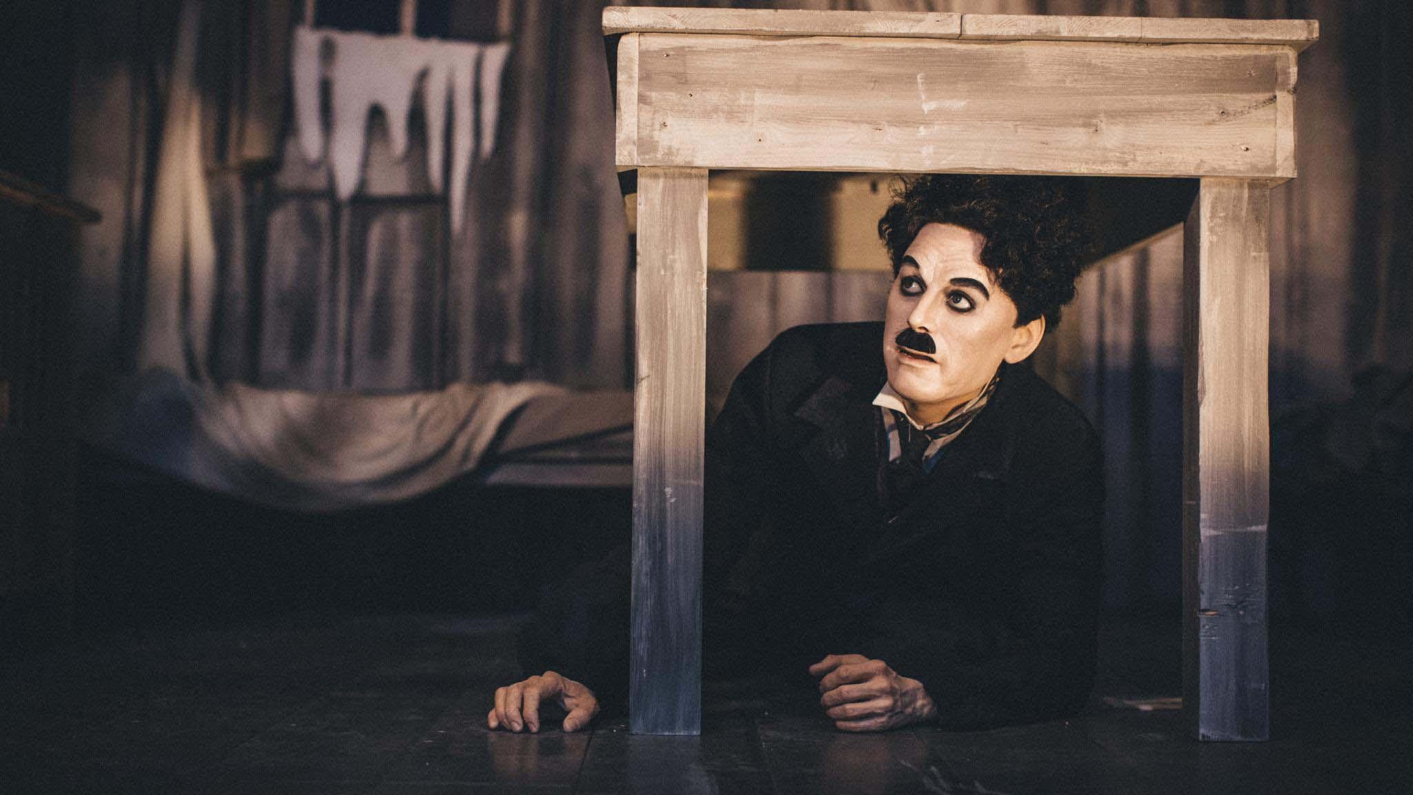 Charlie Chaplin, actor, movies, Switzerland, Chaplin's World museum