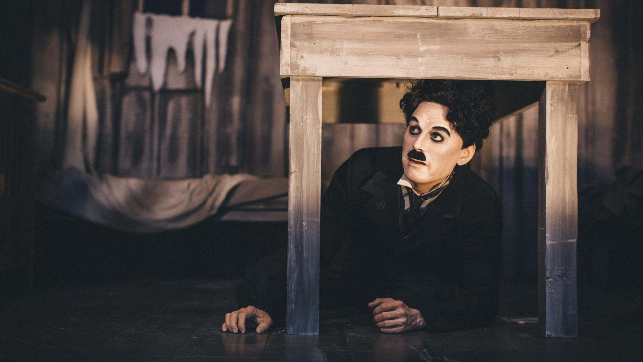 Charlie Chaplin, actor, movies, Switzerland, Chaplin's World museum