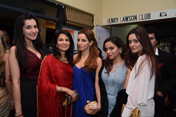 Deepti Verma, Divya Gurwara, Isha Rajpal, Fariha Javed, Pallavi Singh Rathore