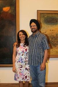 Ajit and Balveer Singh