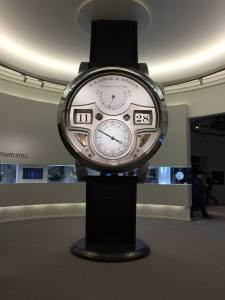 A. Lange & Soehne booth