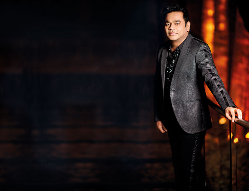 A. R. Rahman, Musician, Oscar award winner